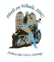 Ready for a glamorous night with the Beautiful Ladies of Heels on Wheels SMC?