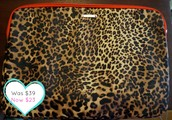 Laptop Case Leopard