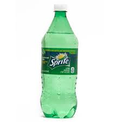 20 oz. Sprite bottle