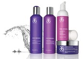 Pure Vibrance hair care line