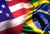 USA and Brazil 🎌🎌