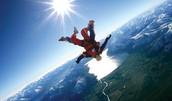 Go skydiving in Queenstown, New Zealand