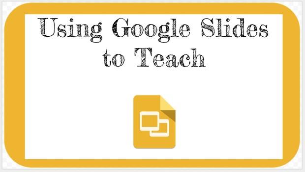 google slides smore newsletters