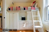 Decorating with little space