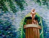 Monet's Girl