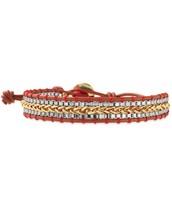 Foundation Bracelet - Red