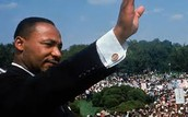 About Martin Luther King Jr