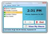 TimeClock Software