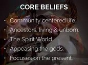 What are the beliefs of this religion?