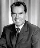 Election of Nixon