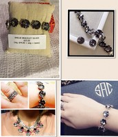 SOLD.  AMELIE - silver