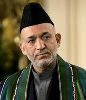 the president of Afghanistan