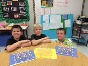Look at our Pyramids!