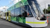 New melboune trams