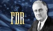 Fredrick  Delano Roosevelt