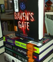 Anthony Horowitz's genre-bending Raven's Gate horror series will keep you totally engaged ... and afraid to look under your bed!