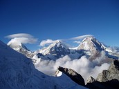 Nevado Huascarán Avalanche