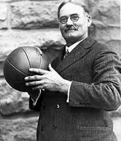 One of original Basketballs