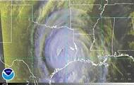 Hurricane Ike satillite!