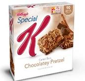 Chocolatey Pretzel