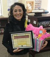 DeeDee McGee - January Staff Member of the Month