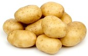 patate gialle