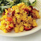 #6  BLT MACARONI AND CHEESE