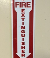 All occupants must know where fire extinguishers are located.