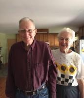 Raymond and Charlene