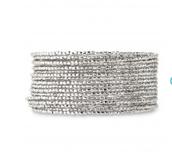 Bardot Bracelet in Silver