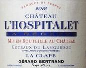 Chateau L'Hospitalet x3