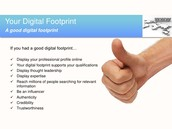 Good Digital Footprint