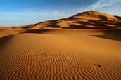 The worlds largest sandbox