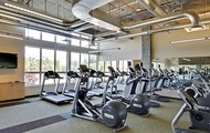24 Hour Air-Conditioned Fitness Center