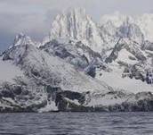 Innuation Mountains