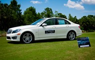 Mercedes-Benz Hole-in-One Contest