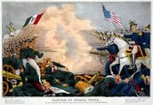 Mexican/American war