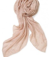 Westwood Scarf Rose Gold Blush