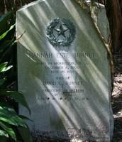 Hannah Este's grave