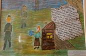 Рисунок Киры