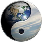 The Earth Yin Yang
