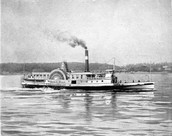 The Steamboats.
