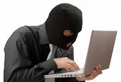 Identity thieves could be anyone!