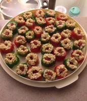 """Ms. Shelli's amazing """"sushi"""""""
