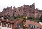 Heidelberg Châteaux