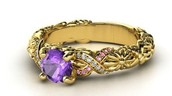 princess™ ring goud