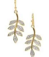 IVIE DROP EARRINGS $12 (65% OFF)