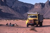 Trucks Instead of Camels