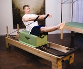 Real men do Pilates!