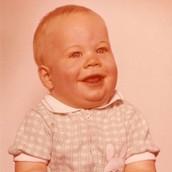 Paul como un bébé